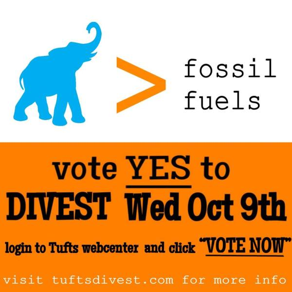 Vote YES to DIVEST!